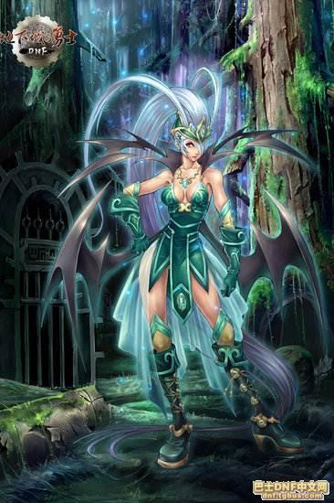 天天dnf私服,梦幻dnfsf作为主力输出武器如果没有天魔斩的话冰龙